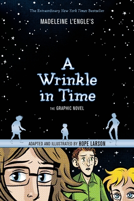 A Wrinkle in Time: The Graphic Novel Cover Image