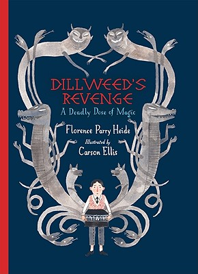 Dillweed's Revenge Cover