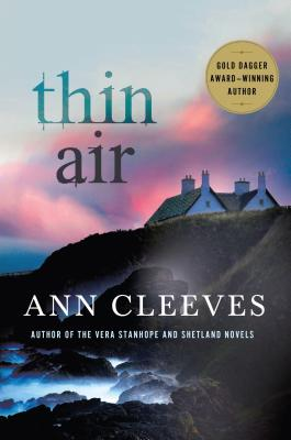 Cover for Thin Air