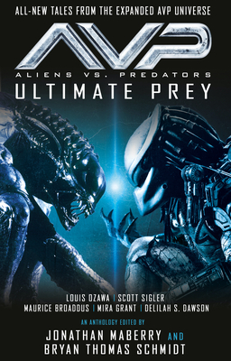 Aliens vs. Predators - AVP: ULTIMATE PREY Cover Image