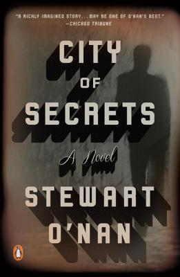 Cover for City of Secrets