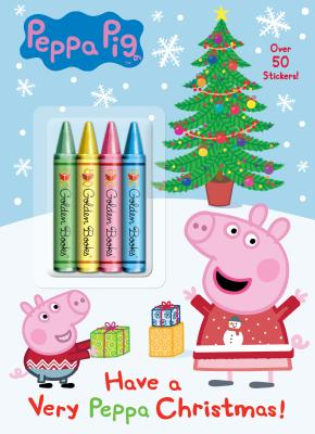 Have a Very Peppa Christmas! (Peppa Pig) Cover Image