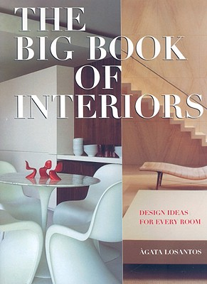 The Big Book of Interiors Cover