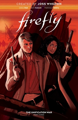 Firefly: The Unification War Vol. 3 Cover Image