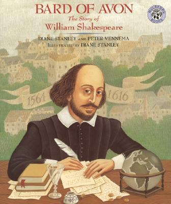 Bard of Avon: The Story of William Shakespeare Cover Image