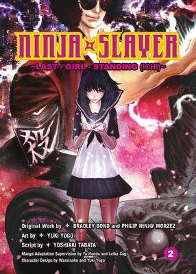 Cover for Ninja Slayer, Part 2