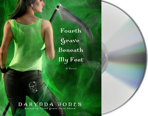 Cover for Fourth Grave Beneath My Feet (Charley Davidson Series #4)