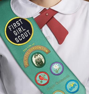First Girl Scout Cover