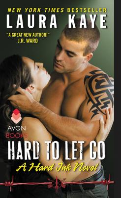 Hard to Let Go: A Hard Ink Novel Cover Image