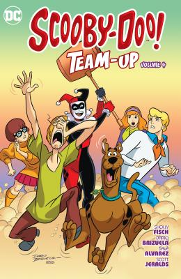 Scooby-Doo Team-Up Vol. 4 Cover Image