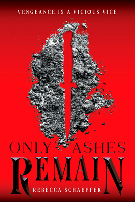 Only Ashes Remain (Market of Monsters #2) Cover Image