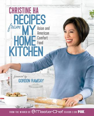 Recipes from My Home Kitchen Cover