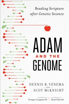 Adam and the Genome Cover