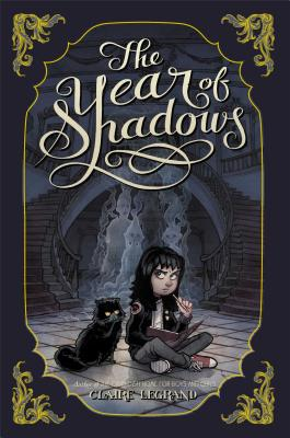 The Year of Shadows Cover