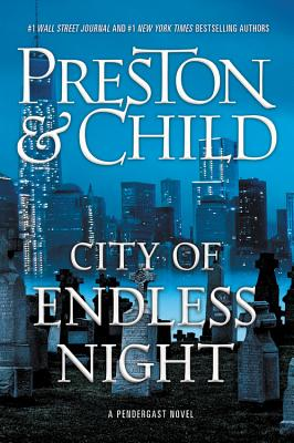 City of Endless Night (Agent Pendergast series) Cover Image