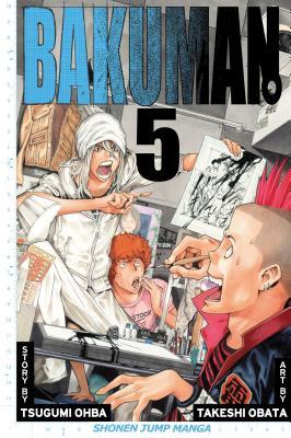 Bakuman., Vol. 5 Cover