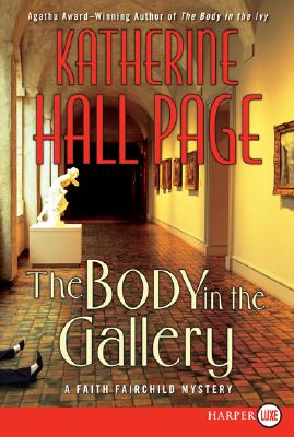 The Body in the Gallery Cover