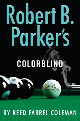 Robert B. Parker's Colorblind (A Jesse Stone Novel) Cover Image