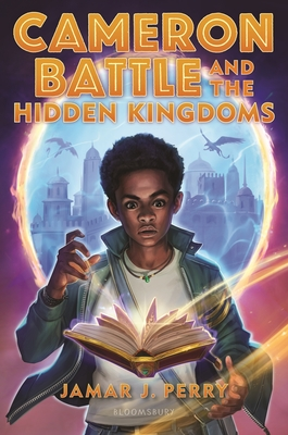 Cover for Cameron Battle and the Hidden Kingdoms