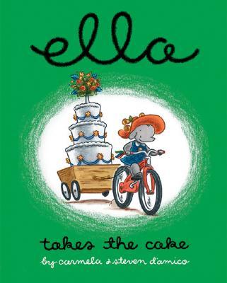 Ella Takes The Cake Cover