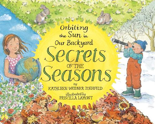 Cover for Secrets of the Seasons