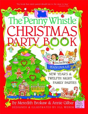 Cover for Penny Whistle Christmas Party Book