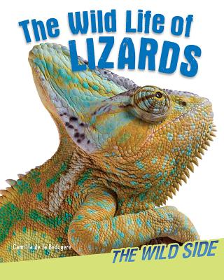 Cover for The Wild Life of Lizards (Wild Side)