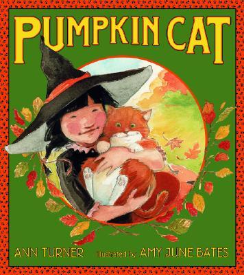 Pumpkin Cat Cover