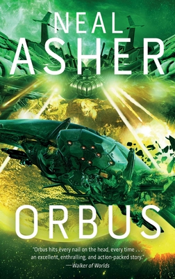 Orbus: The Third Spatterjay Novel Cover Image