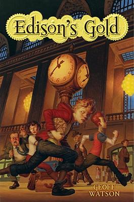 Edison's Gold Cover