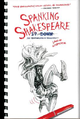 Spanking Shakespeare Cover