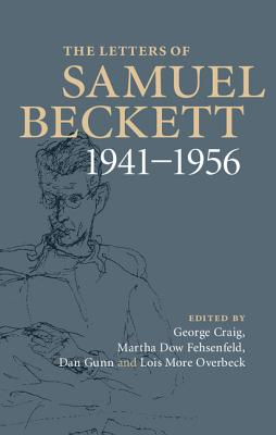 The Letters of Samuel Beckett, Volume 2 Cover