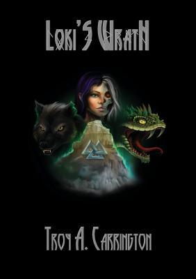 Cover for Loki's Wrath