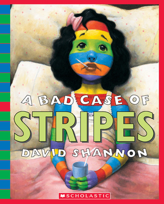 A Bad Case of Stripes - Audio Cover Image
