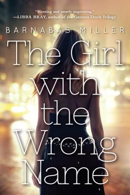 Cover for The Girl with the Wrong Name