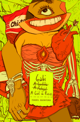 Gabi, a Girl in Pieces (Junior Library Guild Selection) Cover Image