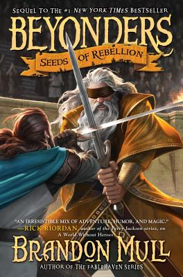 Seeds of Rebellion Cover
