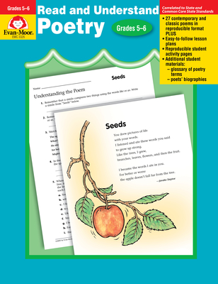 Poetry, Grades 5-6 (Read and Understand) Cover Image