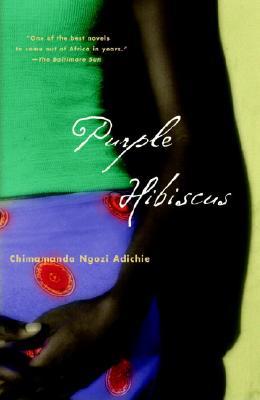 Purple Hibiscus Cover