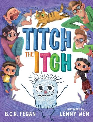 Cover for Titch the Itch