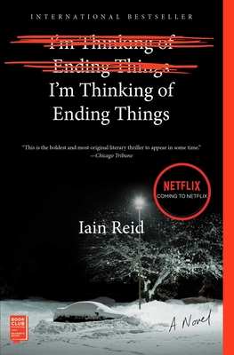 I'm Thinking of Ending Things: A Book Club Recommendation! Cover Image