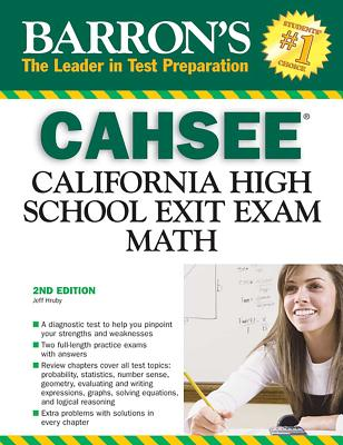 Cover for CAHSEE--Math