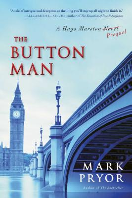 The Button Man: A Hugo Marston Novel Cover Image