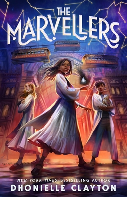 The Marvellers Cover Image