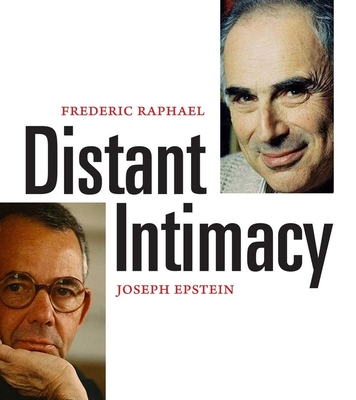 Distant Intimacy Cover