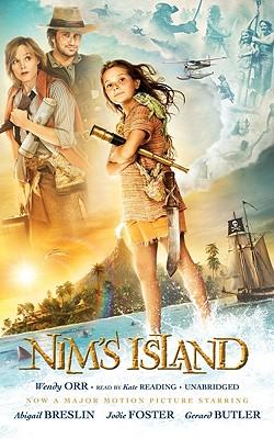 Nim's Island Cover