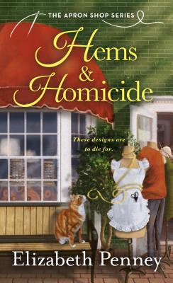 Hems & Homicide: The Apron Shop Series Cover Image