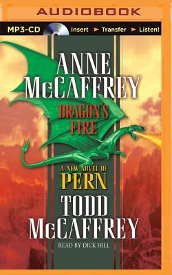Dragon's Fire (Dragonriders of Pern #19) Cover Image