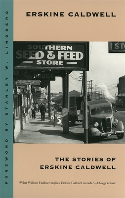 Cover for Stories of Erskine Caldwell (Brown Thrasher Books)