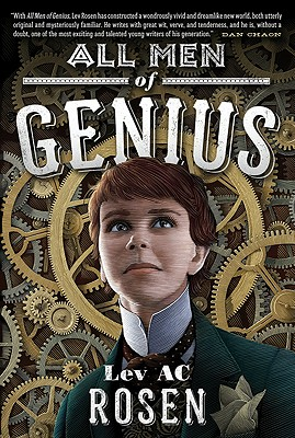 All Men of Genius Cover